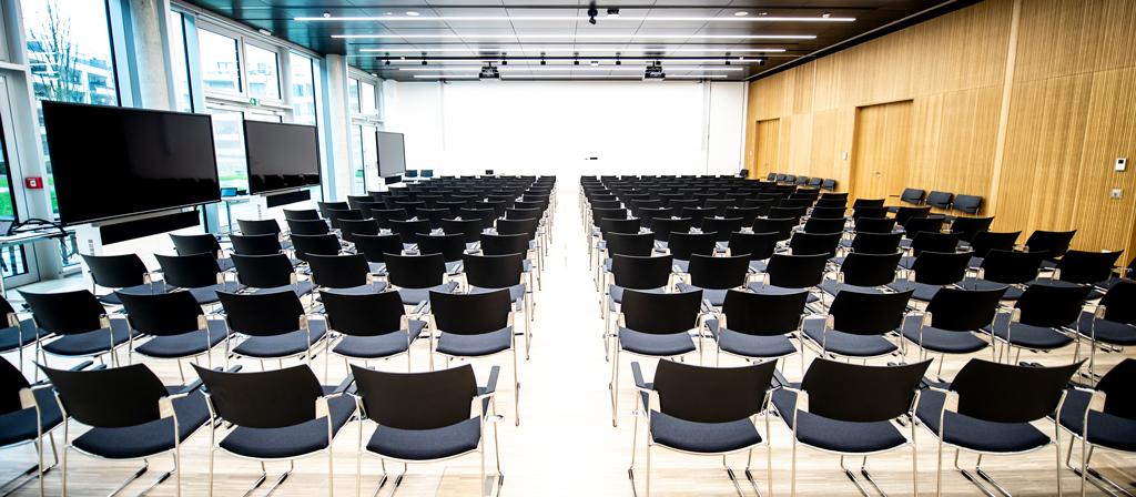 Tagungsräumlichkeiten im FUNKE Event-Center