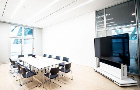 Konferenzräume im FUNKE Event-Center